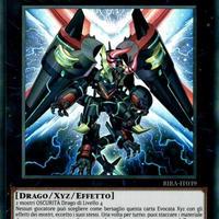 イタリア語版 RIRA-IT039 Borreload eXcharge Dragon ヴァレルロード・X・ドラゴン (ウルトラレア) 1st Edition