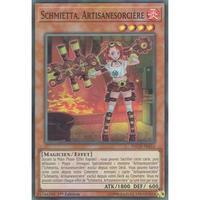 フランス語版 INCH-FR016 Witchcrafter Schmietta ウィッチクラフト・シュミッタ (スーパーレア) 1st Edition