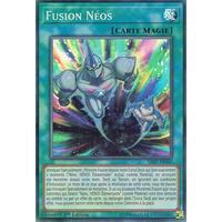 フランス語版 SAST-FR060 Neos Fusion ネオス・フュージョン (スーパーレア) 1st Edition