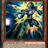 イタリア語版 BLHR-IT008 Vision HERO Poisoner V・HERO ポイズナー (ウルトラレア) 1st Edition