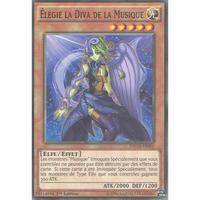 フランス語版 NECH-FR006 Elegy the Melodious Diva 幻奏の音女エレジー (ノーマル) 1st Edition