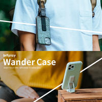 bitplay・Wander Case for iPhone 12シリーズ