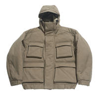 Prototype mountain jacket - Gun club check