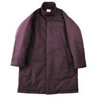 Market coat - Stretch gabardine / Burgundy