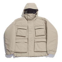 Mountain jacket - Nylon / Khaki