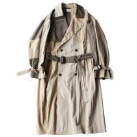 Crazy trench coat