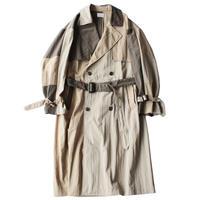 Crazy trench coat