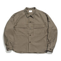 Prototype CPO shirt jacket - Gun club check