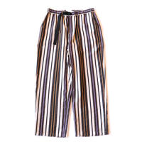 Climbing easy pant -  Multi stripe / Brown stripe