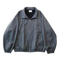 Track jacket - Herringbone jersey / Gray
