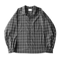 Big shirt jacket 弐 - Windowpane