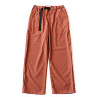 Climbing easy pant -  Gabardine / Orange