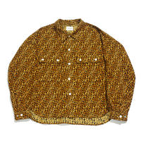 CPO shirt jacket / Leopard