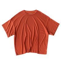 Big Tee - Lyocell Knit / Rust