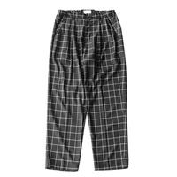 Utility trouser - Windowpane