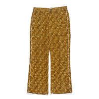Cowboy Zip Trouser / Leopard