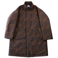 Market coat - Paisley jacquard