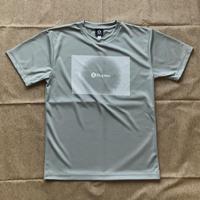 SUPLEX ドットドライTシャツ(グレー)
