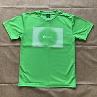SUPLEX ドットドライTシャツ(グリーン)