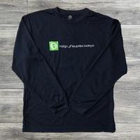 SUPLEXドライロングTシャツ(ネイビー)