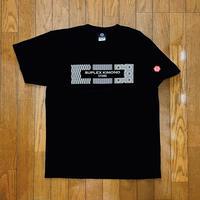 SUPLEX KIMONO Tシャツ(ブラック)