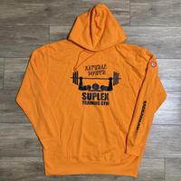 STGフードパーカー(オレンジ)