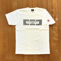SUPLEX KIMONO Tシャツ(ホワイト)
