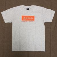 Athlete 綿Tシャツ(アッシュ)