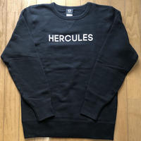 GM-HERCULES スウェット(ブラック)