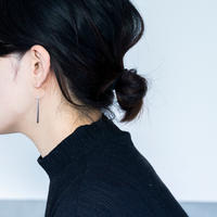 Sur/hoop pierce  HP-P4/ピアス・片売り
