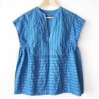 indigo-dyed baluchistani blouse / 03-7308002