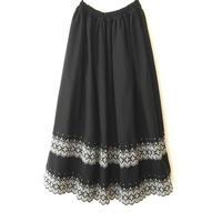 gathered skirt / 03-6307001