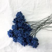 Indigo-dyed Artificial Flower / 03-8310002