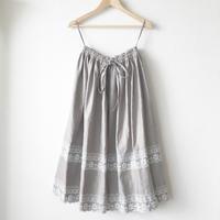 gathered skirt / 03-7307002