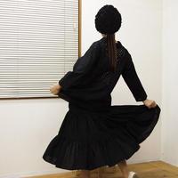 Tiered Skirt / 03-9307001