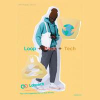 "Loopach EcoBag  M  ""Everywhere"""