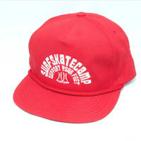 Logo EMB Trucker Cap RED