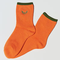 S.S.C Field socks ORG/GRN