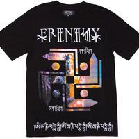 """FRENEMY"" Shiva Sacred Swastika Premium T-Shirt"
