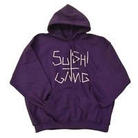 """""""SUSHIGANG"""" Hoodie Purple"""