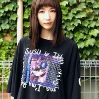 ROCK STAR Tシャツ / Black