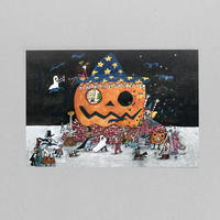 41 POST CARD|HAPPY HALLOWEEN