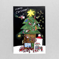 45 POST CARD|Xmas カード