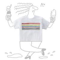5.6 oz / 雨上がり  T-shirt / インクジェットプリント