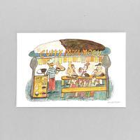 35 POST CARD|ボリューム自慢のCURRY MOGU MOGU