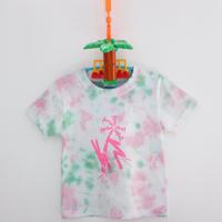 【KIDS】おでし×OKI KENICHI Neo Tropical / T-shirt スイカ
