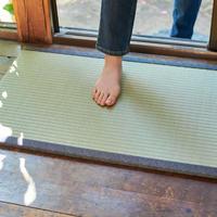 薫る 玄関畳マット Lsize