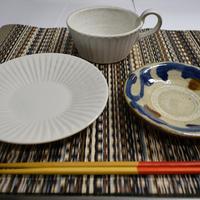 洗える畳ランチョンマット 灰桜色(はいざくらいろ)