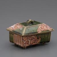 No.107:ORIBE Box「織部陶匣」