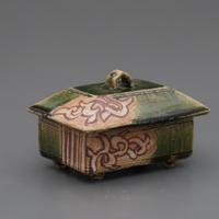 No.106:ORIBE Box「織部陶匣」